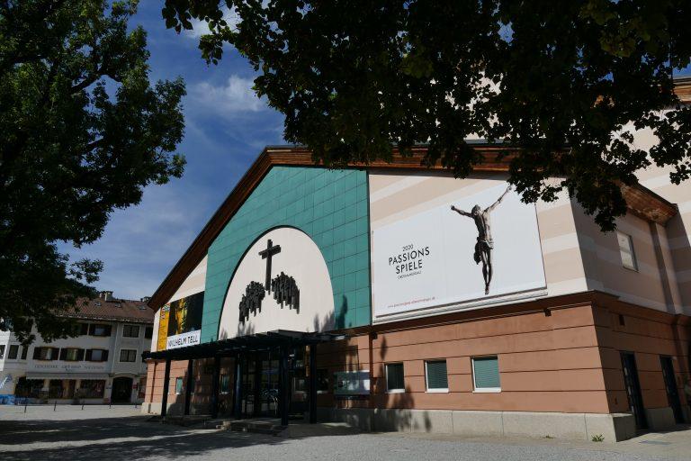 Oberammergau Passionsspiele Urlaub Bayern Erlebnisse