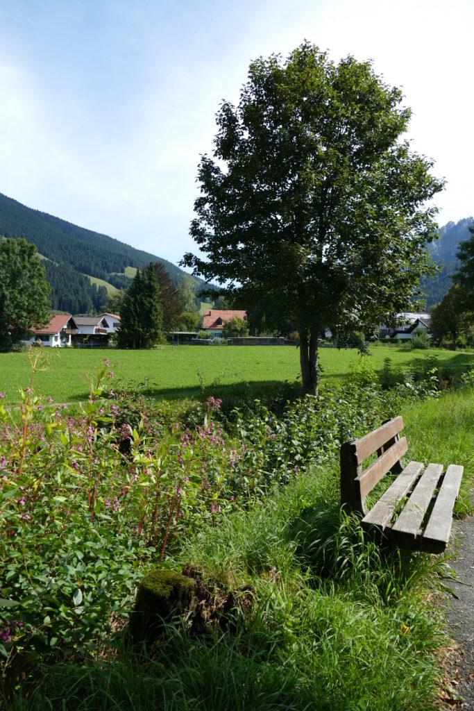 Naturpark, Bayern, Oberammergau, Natur