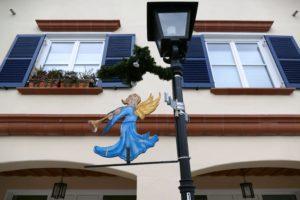 Advent Oberammergau Weihnachten Bayern