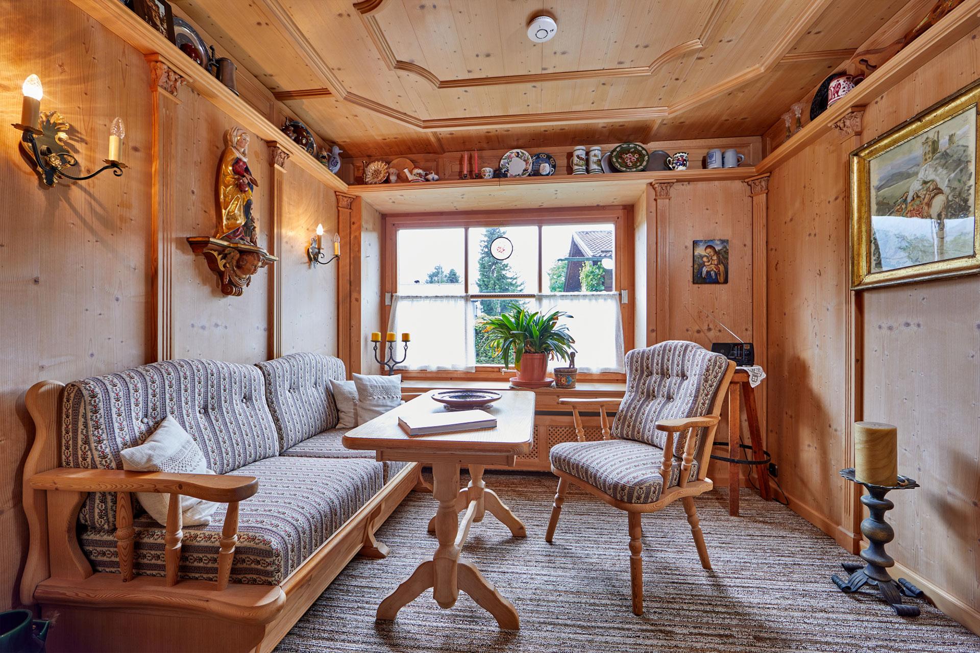 Gästehaus Eder Oberammergau Pension Unterkunft